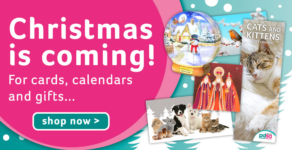 PDSA-Shop Charity Gift Catalogue