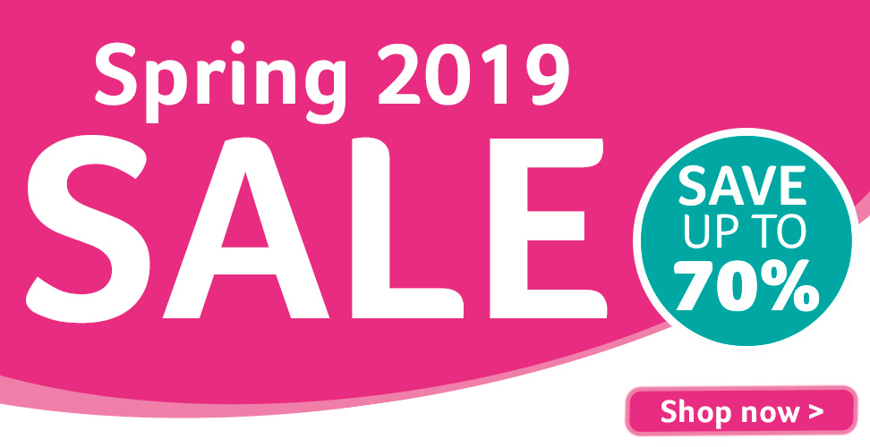 View our Spring sale